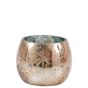 CANDLE HOLDER MILA COPPER