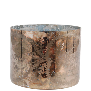 CANDLE HOLDER GIANNA COPPER