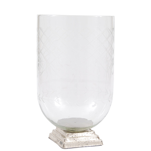 CANDLE HOLDER LAYLA CLEAR