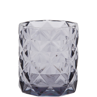 CANDLE HOLDER ZOEY GREY