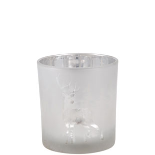 CANDLE HOLDER WOODS SMALL