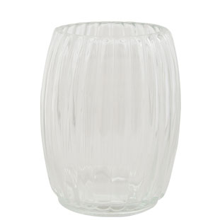 VASE AMIE CLEAR