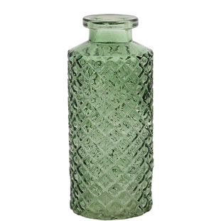 VASE RUSHOLM GREEN