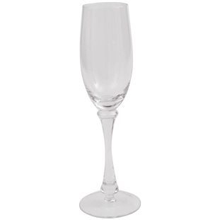 CHAMPAGNE GLASS BLANC