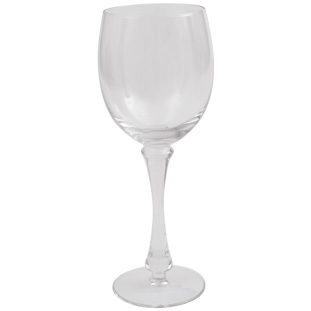 WINE GLASS BLANC