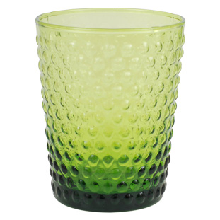DRINKING GLASS DOTS