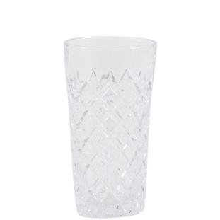 DRINKING GLASS  DAISY LARGE