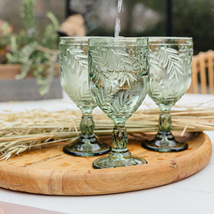 WINE GLASS PALM