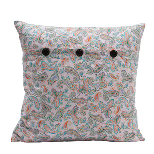 CUSHION COVER PAISLEY 45X45
