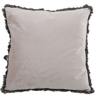 CUSHION COVER VERSAILLES 45X45CM CREME