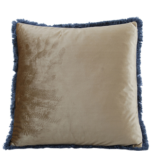 CUSHION COVER VERSAILLES 45X45CM CHAMPAGNE