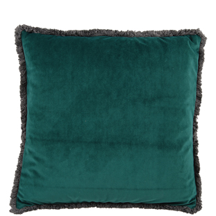 CUSHION COVER VERSAILLES 45X45CM DARK GREEN