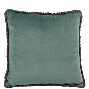 CUSHION COVER VERSAILLES 45X45CM MEDIUM GREEN