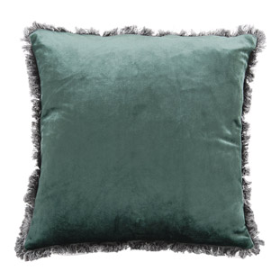 CUSHION COVER VERSAILLES 45X45CM GREEN