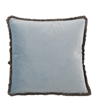 CUSHION COVER VERSAILLES 45X45CM LIGHT BLUE