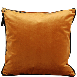 CUSHION COVER CHAMBORD 45X45CM ORANGE