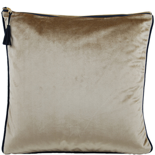 CUSHION COVER CHAMBORD 45X45 CHAMPANGE