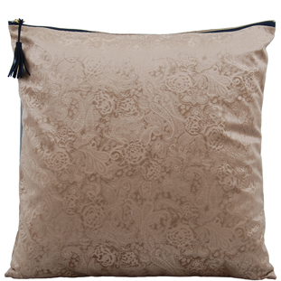 CUSHION COVER AZAY 45X45CM CAMEL