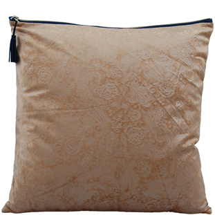 CUSHION COVER AZAY 45X45CM ORANGE
