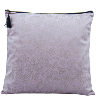 CUSHION COVER AZAY 45X45CM PINK