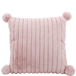 CUSHION COVER BENTLEY 45X45 PINK