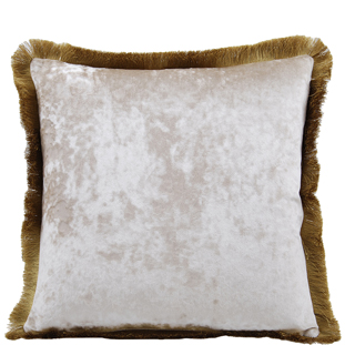 CUSHION COVER CHATEAU 45X45CM CREAM