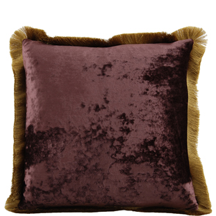 CUSHION COVER CHATEAU 45X45CM PURPLE
