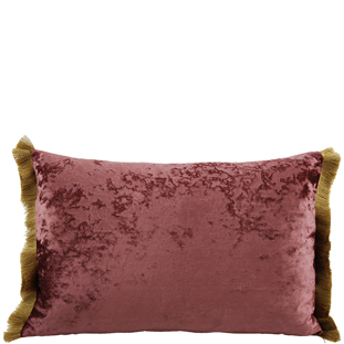 CUSHION COVER CHATEAU 40X60CM PINK