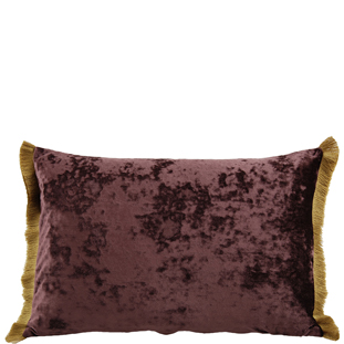 CUSHION COVER CHATEAU 40X60CM PURPLE