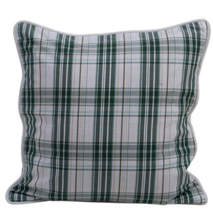 CUSHION COVER BIG CHECK 45X45