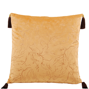 CUSHION COVER CELESTE 45X45CM ORANGE