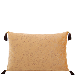 CUSHION COVER CELESTE 40X60CM ORANGE