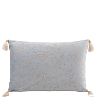 CUSHION COVER CELESTE 40X60CM BLUE