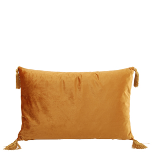 CUSHION COVER ASHLEY 40X60CM GOLD