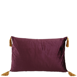 CUSHION COVER ASHLEY 40X60CM PURPLE