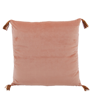 CUSHION COVER CARLTON 45X45CM VINTAGE PINK