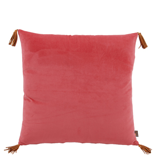 CUSHION COVER CARLTON 45X45CM PINK
