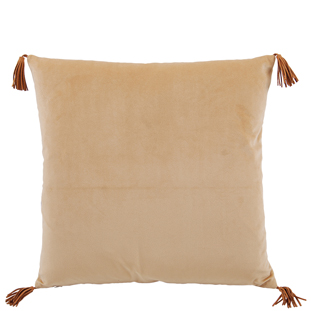 CUSHION COVER CARLTON 45X45CM CAMEL