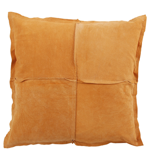 CUSHION COVER PARIS SUEDE 45X45CM BROWN