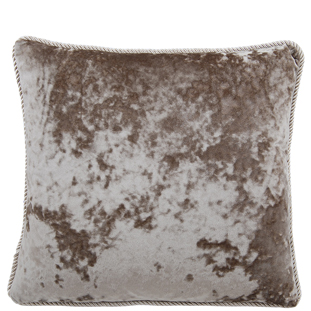 CUSHION COVER CHESHAM 45X45CM CHAMPANGE