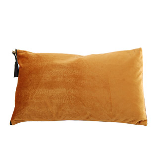 CUSHION COVER MADIERA 30X50CM RUST