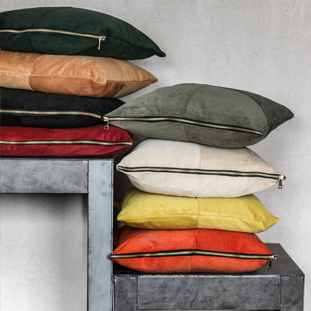 CUSHION COVER MANCHESTER 45X45CM BEIGE