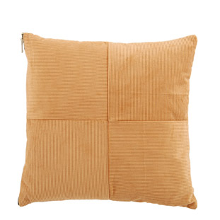 CUSHION COVER MANCHESTER 45X45CM CAMEL