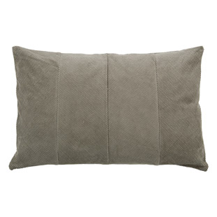 CUSHION COVER MANCHESTER 40X60CM GREY