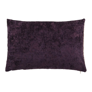 CUSHION COVER FLIPSY 40X60CM PURPLE/BROWN