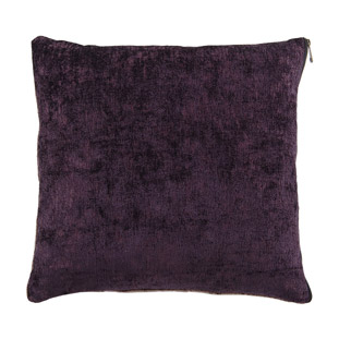 CUSHION COVER FLIPSY 45X45CM PURPLE/BROWN