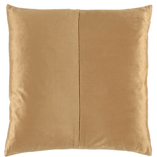 CUSHION COVER SHINE 45X45CM GOLD