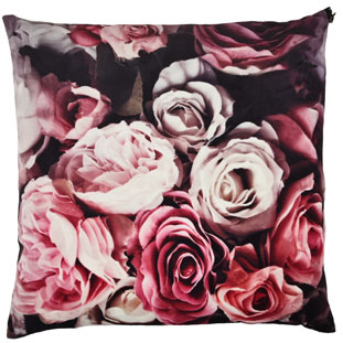CUSHION COVER  ROSEMUNDE 45X45CM