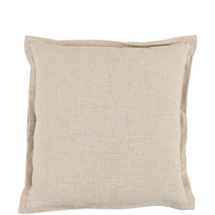 CUSHION COVER LILIANA 50X50CM BEIGE