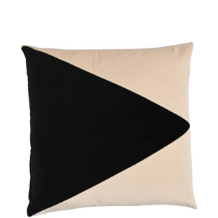 CUSHION COVER TRIANGEL 45X45CM